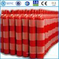 50L Industrial Seamless Steel CO2 Gas Cylinder (EN ISO9809)