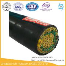 1.5sqmm 2.5sqmm 450 / 750V Multi Core PVC isolado cabo de controle de cabo KVV