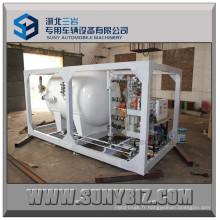 Station de protection au gaz propane 3m3