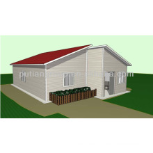 china prefabricated steel house/home