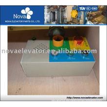 Caja de inspección de elevación