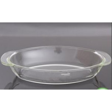 1.5L Oval Oven Safe Pyrex Glass Baking Dish