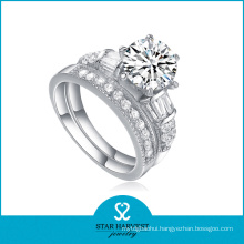 Top Selling Products 925 Silver CZ Ring (SH-R0134)