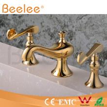Europäische Stil zwei Griff weit verbreitete römische Badewanne Wasserhahn Q30203G