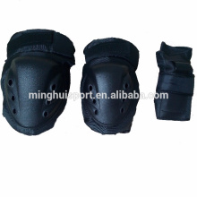 Christmas hot selling Motocross Knee pad and elbow pad for protective gear 6 piece for sale