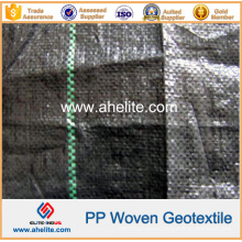 Полиэстер Полипропилен ПП Плетеный геотекстиль