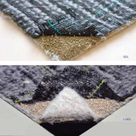 Geosynthetic Clay Liner (GCL) Dengan HDPE Geomembranes