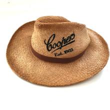 Sombrero de paja de verano de moda