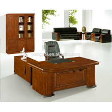 small size model new designs office table with side table