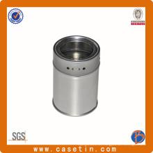 Runder Gewürz-Metallbehälter, Metall-Gewürz-Metallbehälter, Gewürz-Metallbehälter