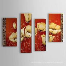 Декоративная высококачественная живопись маслом группы