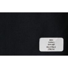 Quatro cores de Serge Tecido de lã