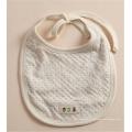 Organic Cotton Baby Bib for 0-12m