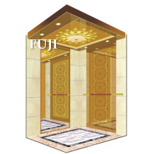 Luxury Passenger with Rose-Golden Cabin Decoration