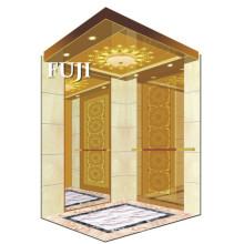 Passageiro de luxo com decoração de cabine Rose-Golden