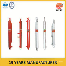 telescopic column of hydraulic support