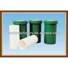 Doublure en céramique en zirconium pour pompe à boue