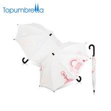19 polegada 8k guarda-chuva atacado barato crianças guarda-chuvas branco