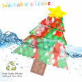 Rodenticide pioneer silicone Christmas tree desktop educational toys