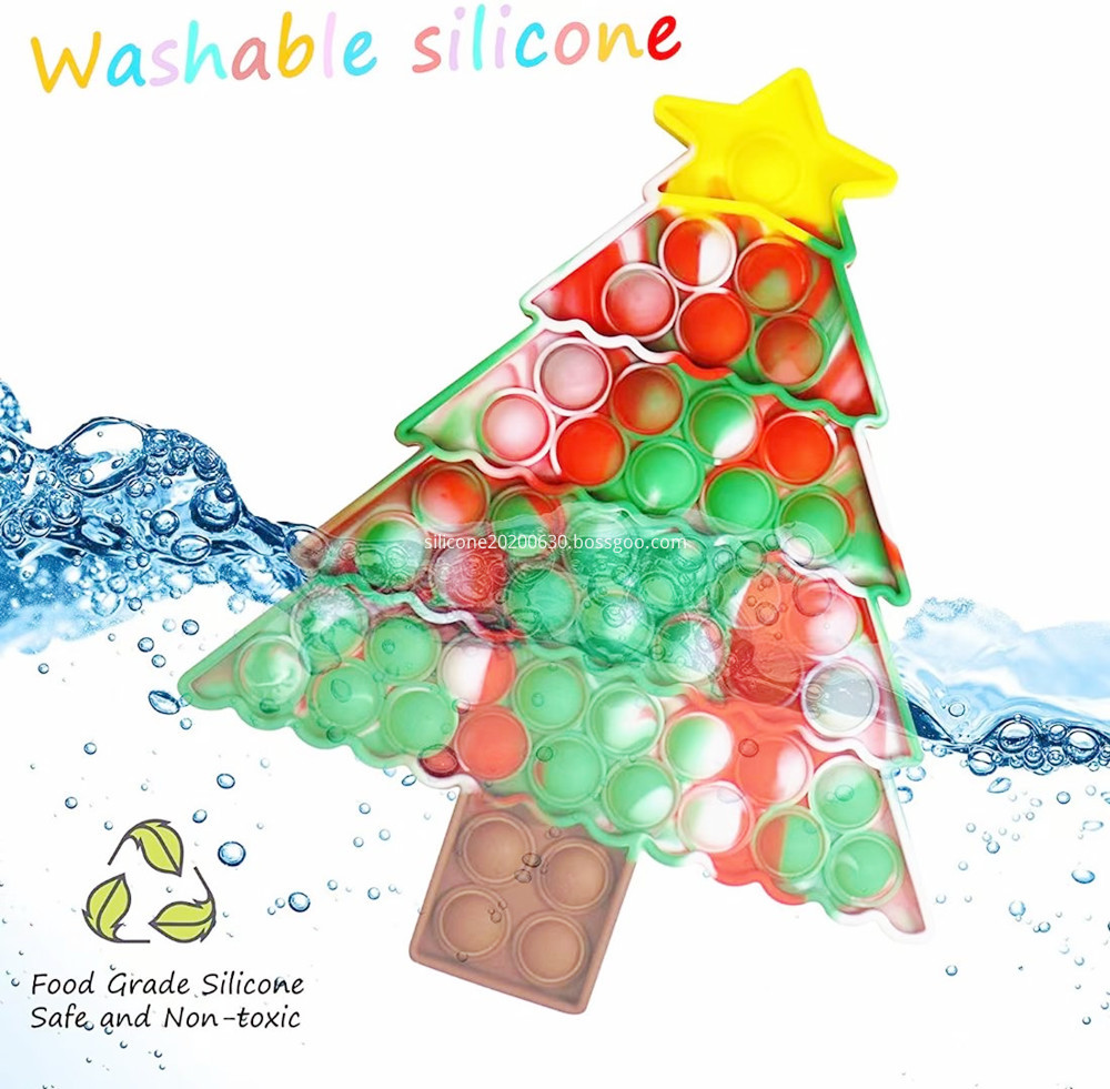 Rodenticide pioneer Christmas tree