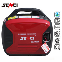 1.6kw SC2000i SC-149F engine type portable silent inverter generator for sale