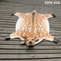 Animal Shape Faux Fur Rugs Esfr-28A