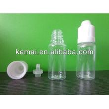 Plastikflasche für Tabak