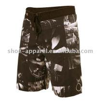 Pantalones cortos del cargo de los pantalones cortos del tablero de los hombres del OEM