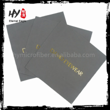 New design microfiber glass polishing cloth with high quality