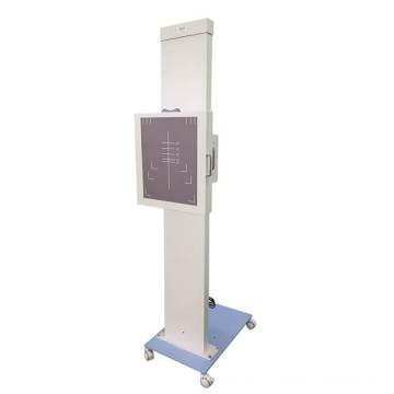 Support de bucky mobile vertical support de rayons X pour cassette CR avec contrôle de déplacement sans fil