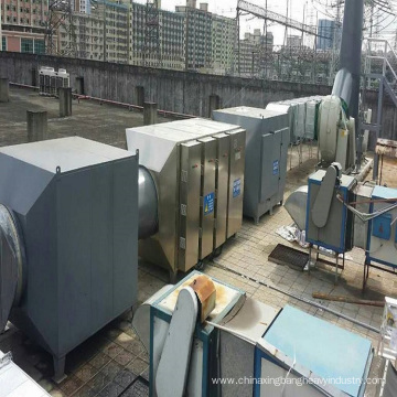 UV type plasma waste gas treatment equipment