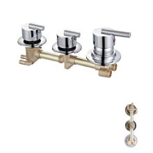 Factory wholesale 3/4/5 function bath mixer tap shower panel faucet