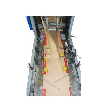 Motorgetriebene und Hochleistungs-Kraftpapier-Beutelmaschinen