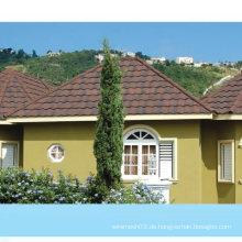 Hochwertige Metall-Baustoffe Dachziegel