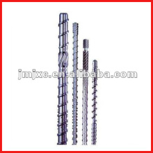 Einzelextruderschneckenzylinder für PVC