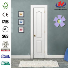Eyebrow narrow Painted Molded Interior Door Slab