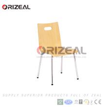 Silla de madera contrachapada OZ-1003- [catálogo]
