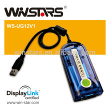 USB2.0 - VGA. Сетевой адаптер 3G, видеокарта USB 2.0
