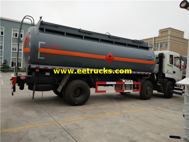 20 CBM Alcohol Tank Trucks