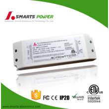 ETL CE 110v 220vac 0-10v dimming 24v 30w pwm dimmable led driver
