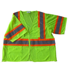 Popular Yellow Reflective Vest for Working