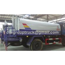 Dongfeng Teshang 10-12.5CBM Camión cisterna Bowser del agua