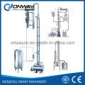 Jh Hihg Precio de Fábrica Eficiente Acetonitrilo de Acero Inoxidable Equipos de Destilería de Etanol Torre de Recuperación de Alcohol