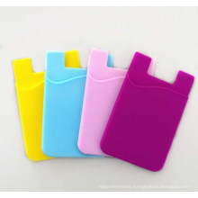 Promotional Gift Silicone Credit Card Holders for Phone