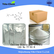 High Quality Food Additive Choline Dihydrogen Citrate