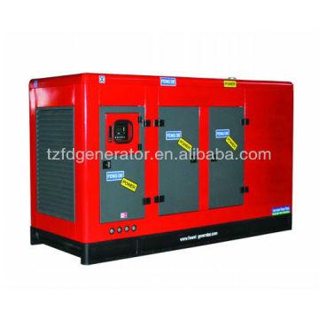 50HZ 500KVA, 400KW звукоизоляционный генератор, генераторная установка тихая