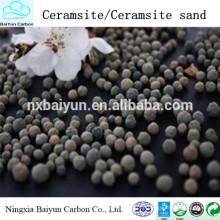 2014 heißer verkaufenschiefer ceramsite, Lehm ceramsite, leichtes ceramsite
