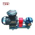 Hot oil pump heat insulting KCB series gear pump