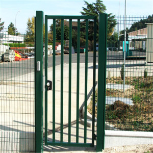 Fence Gate di sicurezza Wire Mesh