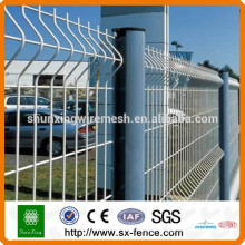 Welded Metal Wire Fence